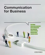 Cover for Communication for Business
