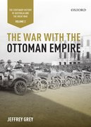 Cover for The War with the Ottoman Empire: Volume II