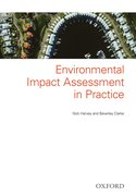 Cover for Environmental Impact Assessment: Procedures and Practices