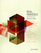 Cover for Real Property 3e