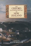 Cover for The Oxford Illustrated History of New Zealand