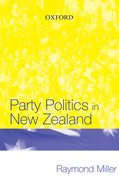 Cover for Party Politics in New Zealand