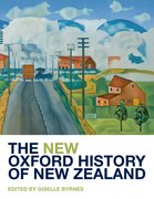 Cover for The New Oxford History of New Zealand