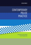 Cover for Contemporary Police Practice