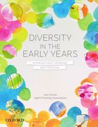 Cover for Diversity in the Early Years