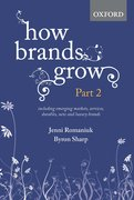 Cover for How Brands Grow: Part 2
