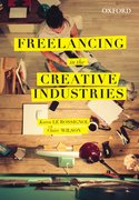 Cover for Freelancing in the Creative Industries
