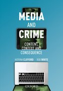Cover for Media and Crime