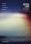 Cover for Media Law