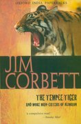 Cover for The Temple Tiger and More Man-Eaters of Kumaon