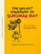 Cover for The Select Nonsense of Sukumar Ray