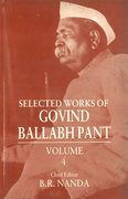 Cover for Selected Works of Govind Ballabh Pant