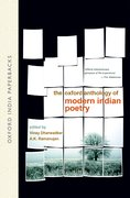 Cover for The Oxford Anthology of Modern Indian Poetry