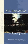 Cover for The Collected Poems of A. K. Ramanujan