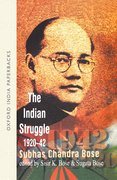 Cover for Netaji: Collected Works