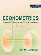 Cover for Econometrics