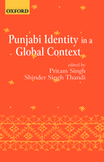 Cover for Punjabi Identity in a Global Context