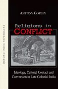 Cover for Religions in Conflict