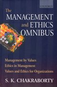 Cover for Management and Ethics Omnibus