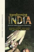 Cover for Transforming India