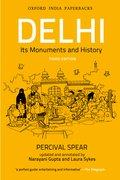 Cover for The Delhi Omnibus