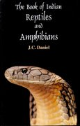 Cover for The Book of Indian Reptiles and Amphibians