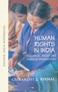 Cover for Human Rights in India