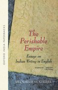 Cover for The Perishable Empire