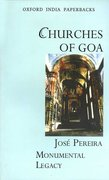Cover for Churches of Goa