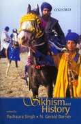 Cover for Sikhism and History