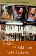 Cover for Sikhs and Sikhism