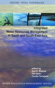 Cover for Integrated Water Resources Management in South and South-East Asia