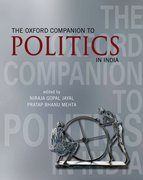 Cover for The Oxford Companion to Politics in India