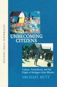 Cover for Unbecoming Citizens