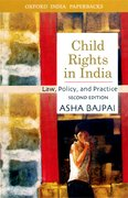 Cover for Child Rights in India