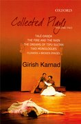 Cover for Collected Plays