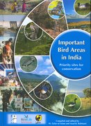 Cover for Important Bird Areas in India
