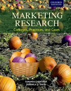 Cover for Marketing Research