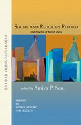Cover for Social and Religious Reform