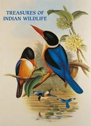 Cover for Treasures of Indian Wildlife