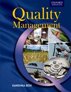 Cover for Quality Management