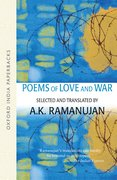 Cover for Poems of Love and War