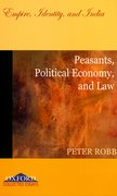Cover for Peasants, Political Economy, and Law
