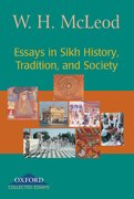 Cover for Essays in Sikh History, Tradition and Society