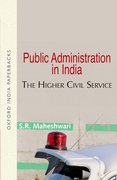 Cover for Public Administration in India