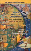 Cover for Terror, Peace, and Universalism