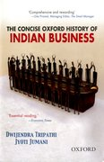 Cover for The Concise Oxford History of Indian Business