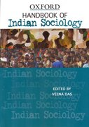 Cover for Handbook of Indian Sociology