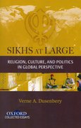 Cover for Sikhs at Large