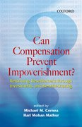 Cover for Can Compensation Prevent Impoverishment?